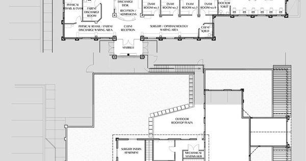 Grooming Shop Floor Plans: Veterinary Floor Plan: SC Veterinary Specialists