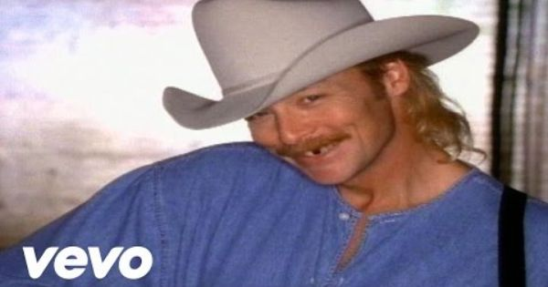 Alan Jackson I Don T Even Know Your Name Youtube Notice The