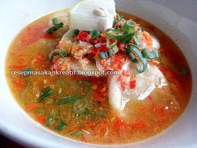 Resep Cireng Banyur Variasi Cireng Kuah Pedas Resep Resep Masakan Indonesia Resep Sarapan