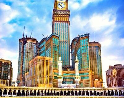 The Most High Verily The First House Of Worship Appointed For Mankind Was That Of Bakkah Makkah Full Of Bles Arsitektur Futuristik Arsitektur Mekah