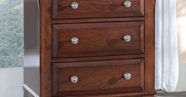 Best Light Cherry Finish Drawers Feature English Dovetail 400 x 300