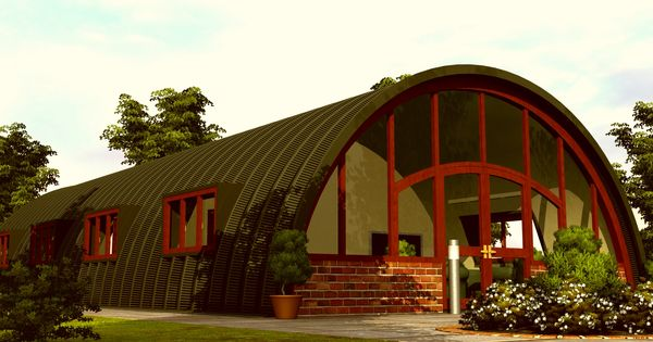 Miracle Span Building Concept Home Image Http