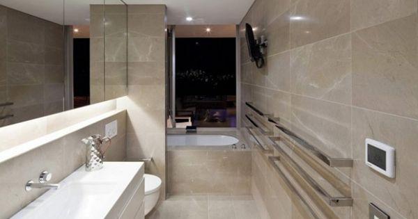 105 id es de design de la salle de bain de style moderne for College lasalle design interieur