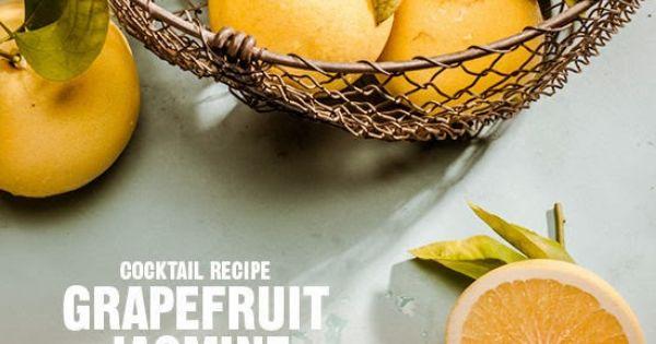 ... Food | Pinterest | Grapefruit Cocktail, Cocktail recipes and Cocktails