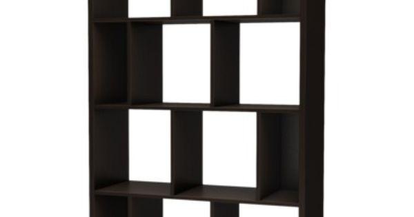Reveal Shelving Unit Shelving Unit Room Divider Walls 4 Shelf Bookcase