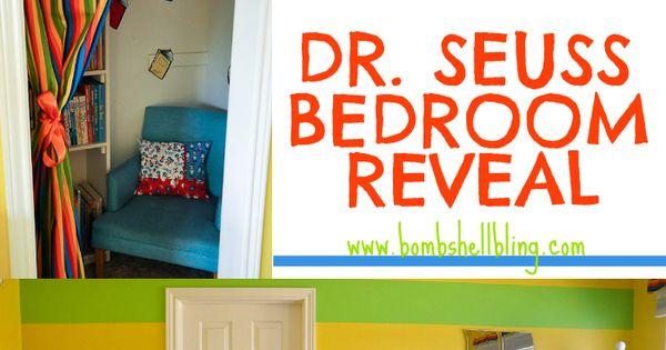 dr seuss bedroom reveal bombshells and bling