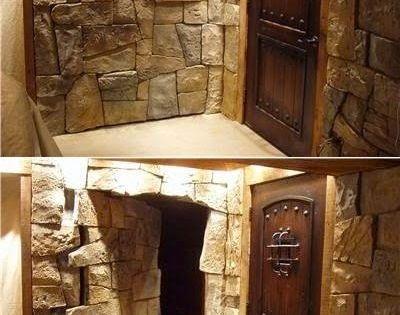 Secret Rooms In Houses Hidden Spaces Closet