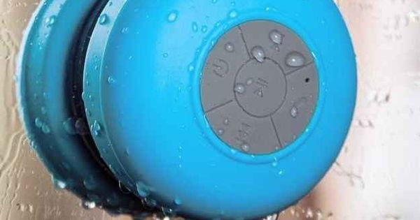 Wireless Bluetooth Shower Speaker, $40 | 31 Clever Tech Gifts You Might