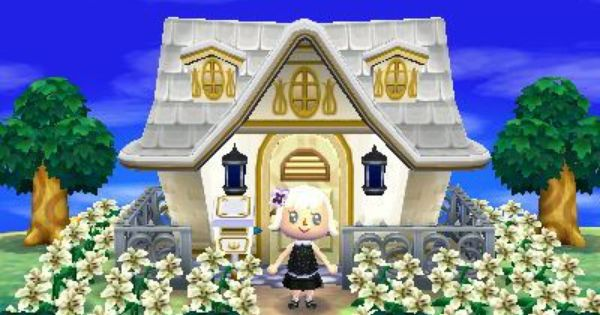 Castles And Cottages In Citalune Animal Crossing Castle Cottage