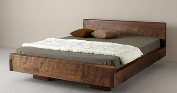 Japanese bed | Japanese style home | Pinterest | Japanese bed