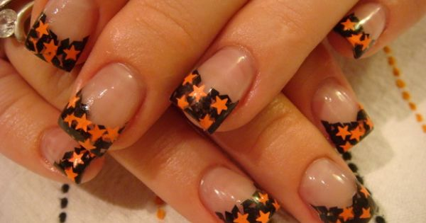 images of nail art designs | ... party nail ideas so bewitched