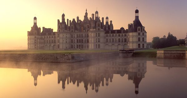 Chateau de Chambord, Loire, France travel france @Chrisma Gouws