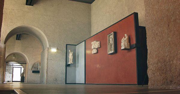 Scarpa Verona Museum Architecture Design Architect Modern