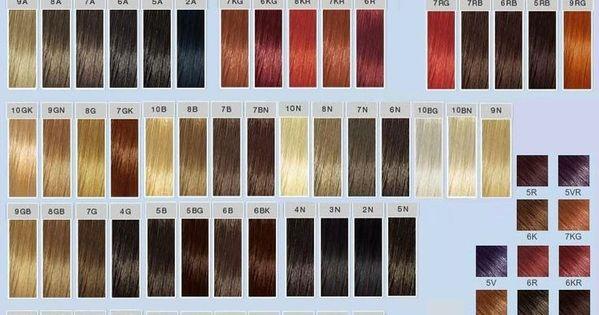Goldwell Topchic Color Chart Pdf Rebellions