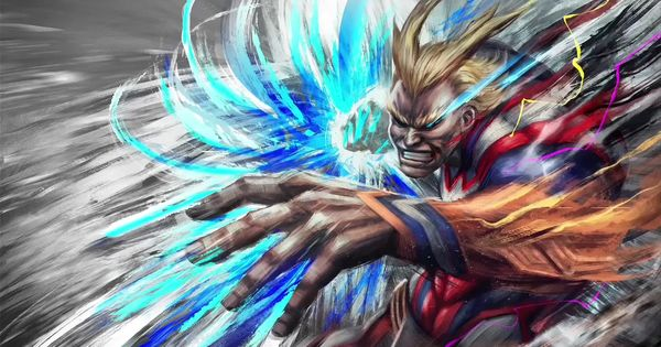 Anime United States Of Smash Live Wallpaper My Hero Hero Hero Wallpaper