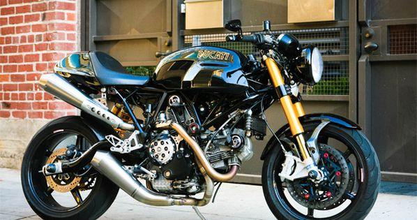Ducati sport classic cafe racer