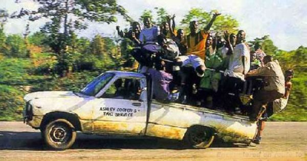 Funny Pic 171 Jpg Funny Pictures Africa Vehicles