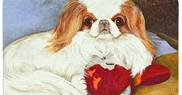 Best Kictchen Rugs Carolines Treasures Mh1049cmt Japanese Chin Pink Gorilla Kitchen Or Bath Mat 20 By 30 Multicolor Japanese Chin Dog Throw Graphic Prints