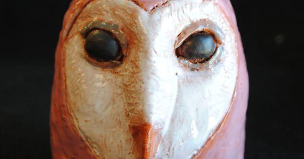 Owl Pinch Pot Rattle Art My Students Artwork