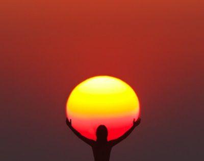 sun sun sun photography silhouette