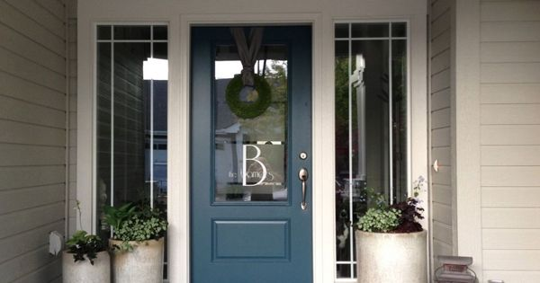 Home design outdoor exterior paint schemes ideas Front door color ideas for beige house