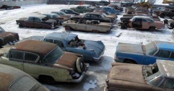 French Lake Auto Parts Abandoned Cars Auto Parts Lake