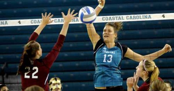 Ccu Vs Usc Usc Volleyball Coastal