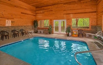 Swimming In Paradise Indoor Swimming Pools Vacation Rental Design Swimming Pools