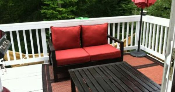 Outdoor Loveseat Love It Do It Yourself Home Projects