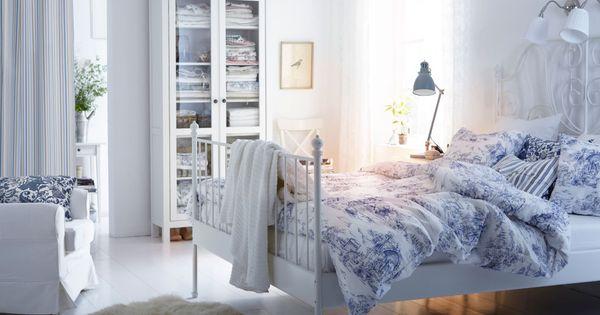 IKEA Österreich, Inspiration, Schlafzimmer, LEIRVIK Bettgestell ...