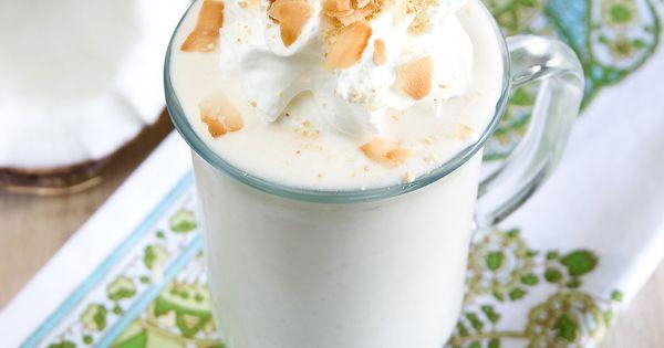 Coconut Cream Pie Vegan Milkshake
