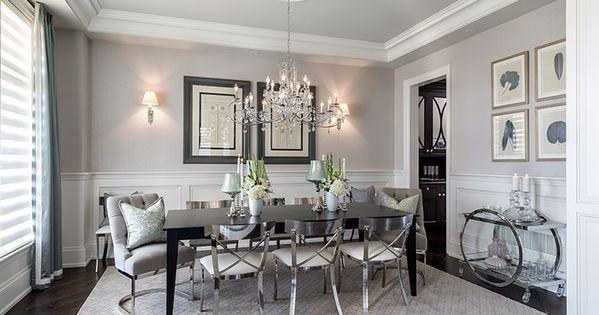 Model Home Interior Set Classy Design Ideas
