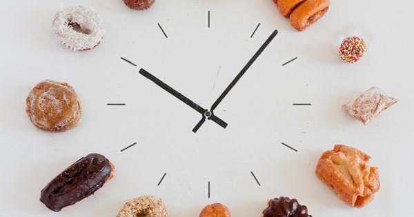 Food o'clock