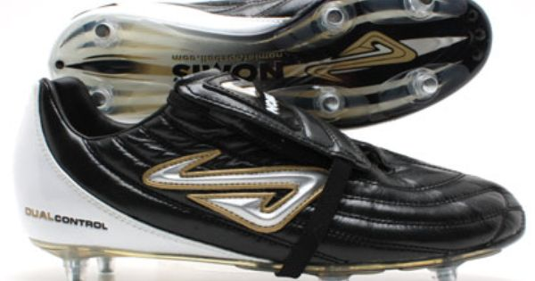 Black boots, Football boots, Boots