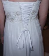 When Your Bridal Dress Is Too Small What Do You Do Dress Alterations Diy Wedding Dress Wedding Dress Alterations