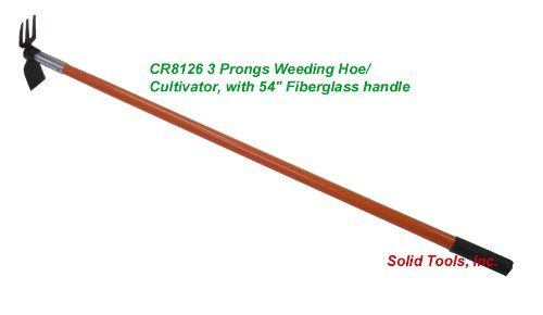 Weeding Hoe With 3 Prong Cultivator You Can Find Out More