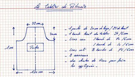 Tuto tablier de cuisine couture pinterest comment for Tablier de cuisine couture