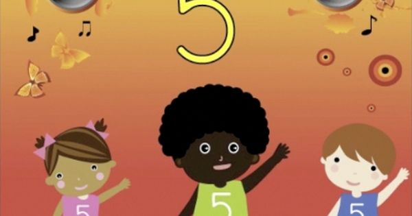 Counting By Fives Song (1st Grade Math)