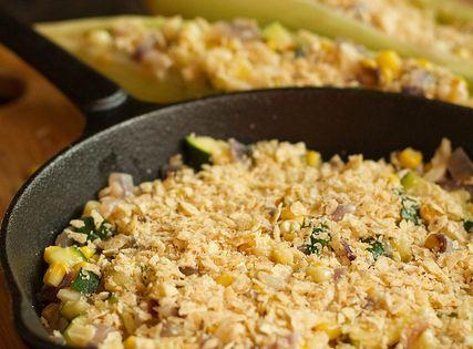 Simple Skillet Corn   Recipe   Skillet Corn, Skillets and Corn Recipes
