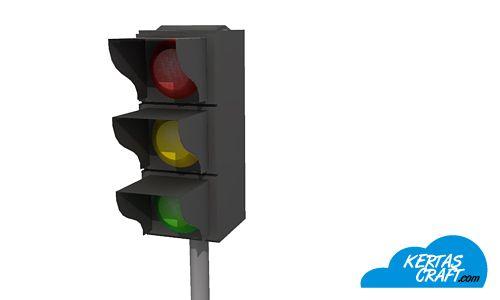 Traffic Light Traffic Light Light Crafts Crafts