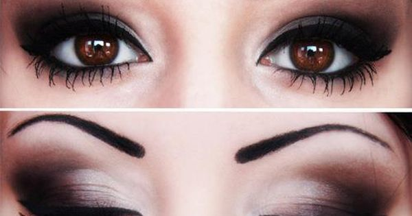 Image Search Results for eye makeup ideas for dark brown eyes