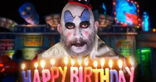 Captain Spaulding Not To Forget Pinterest Rob Zombie