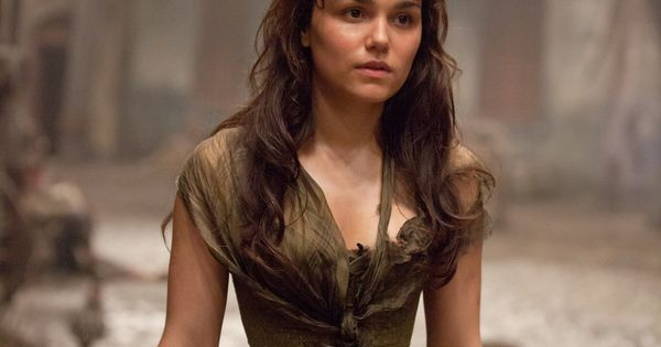 """One of the most beautiful voices in Les miserables was Samantha Barks""..."
