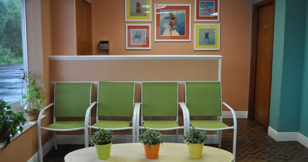 Green Color Waiting Room Chairs medicalofficefurniture Medical Office Rooms
