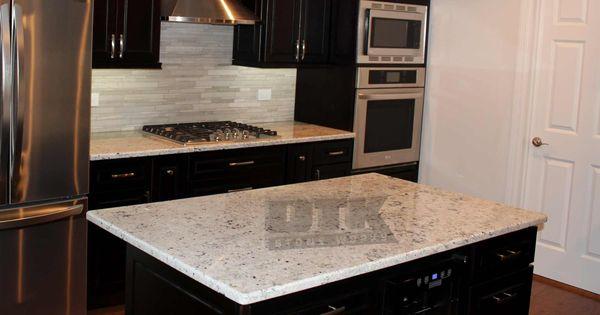 White Ice Granite Boryana and Dinkos Kitchen http – White Ice Granite Kitchen