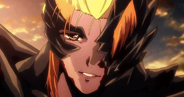 Koutetsujou No Kabaneri Gif With Images Iron Fortress Anime