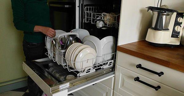 Cuisine ikea et lave vaisselle en hauteur maison - Cuisine lave vaisselle en hauteur ...