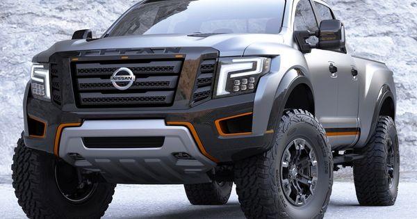 nissan titan warrior concept ready for the apocalypse 80 pics video trucks jeeps rvs. Black Bedroom Furniture Sets. Home Design Ideas