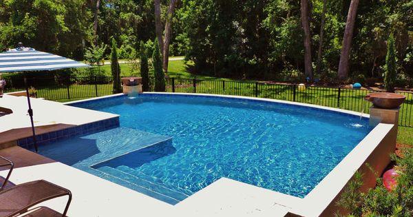 Palencia St Augustine Pool Water Bowls Travertine Sun