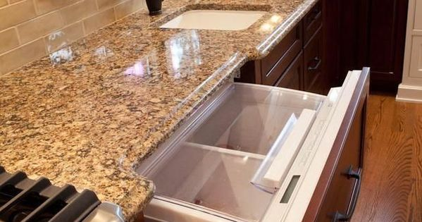 These Countertops Look Similar To Ours And I Like This
